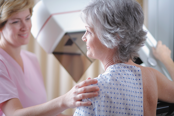mammography guidelines, breast cancer screening, image tests, breast health