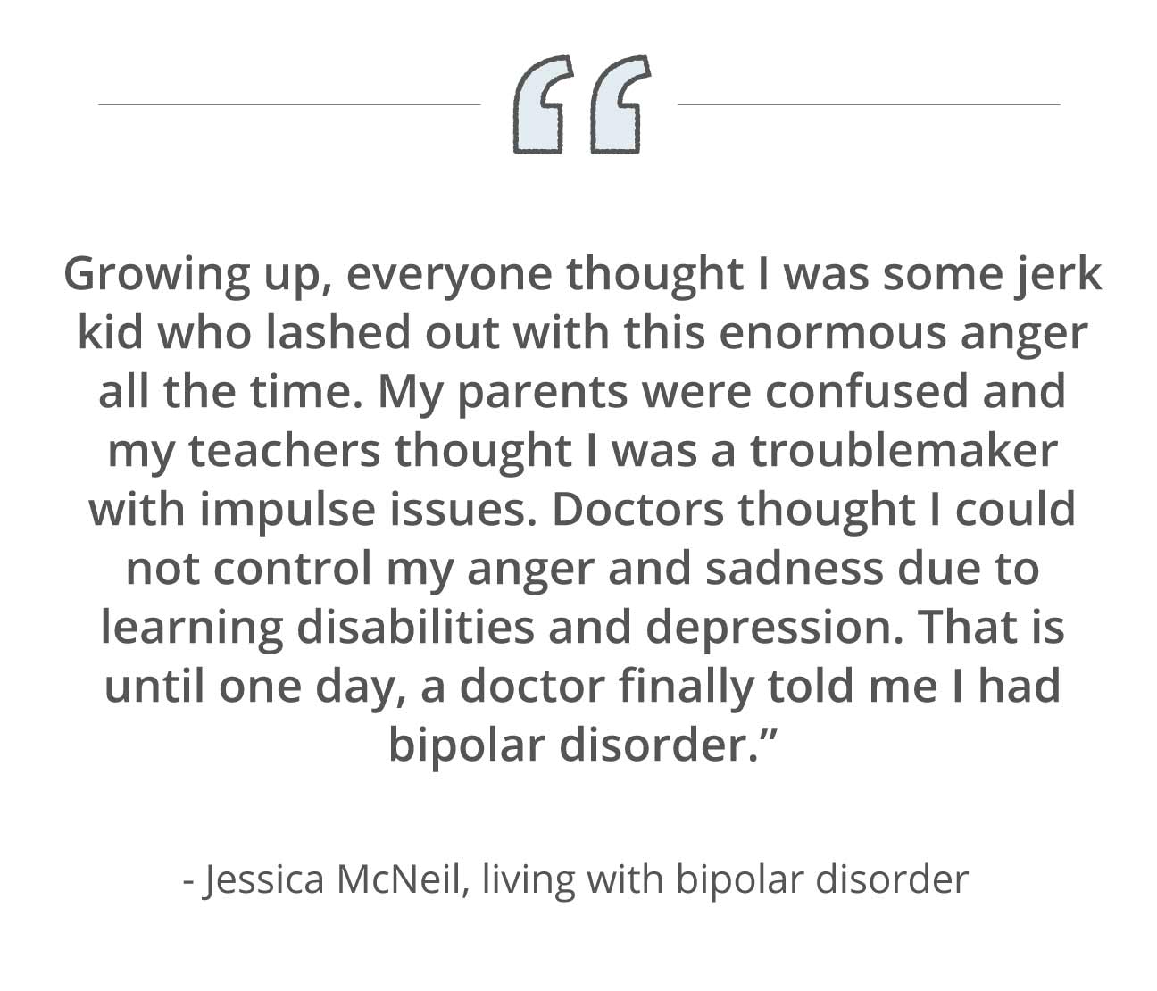 essay on bipolar disorder in children Diagnosing bipolar disorder in children is a very confusing and complex process it is thought that the onset of puberty is a trigger to bipolar disorder 3613 words - 14 pages depression in children and adolescents what is depression depression is the most common mental disorder, not only for.