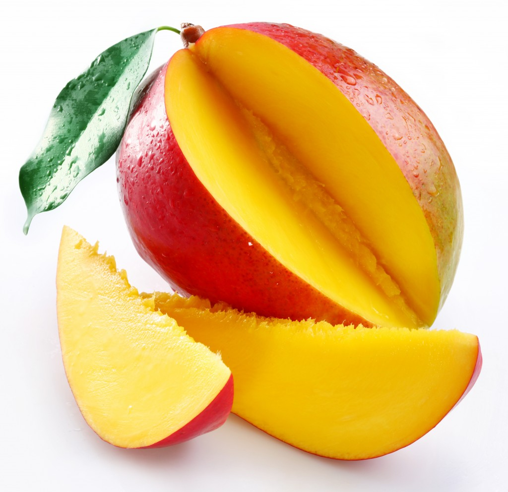 Detox food is good for you-mango
