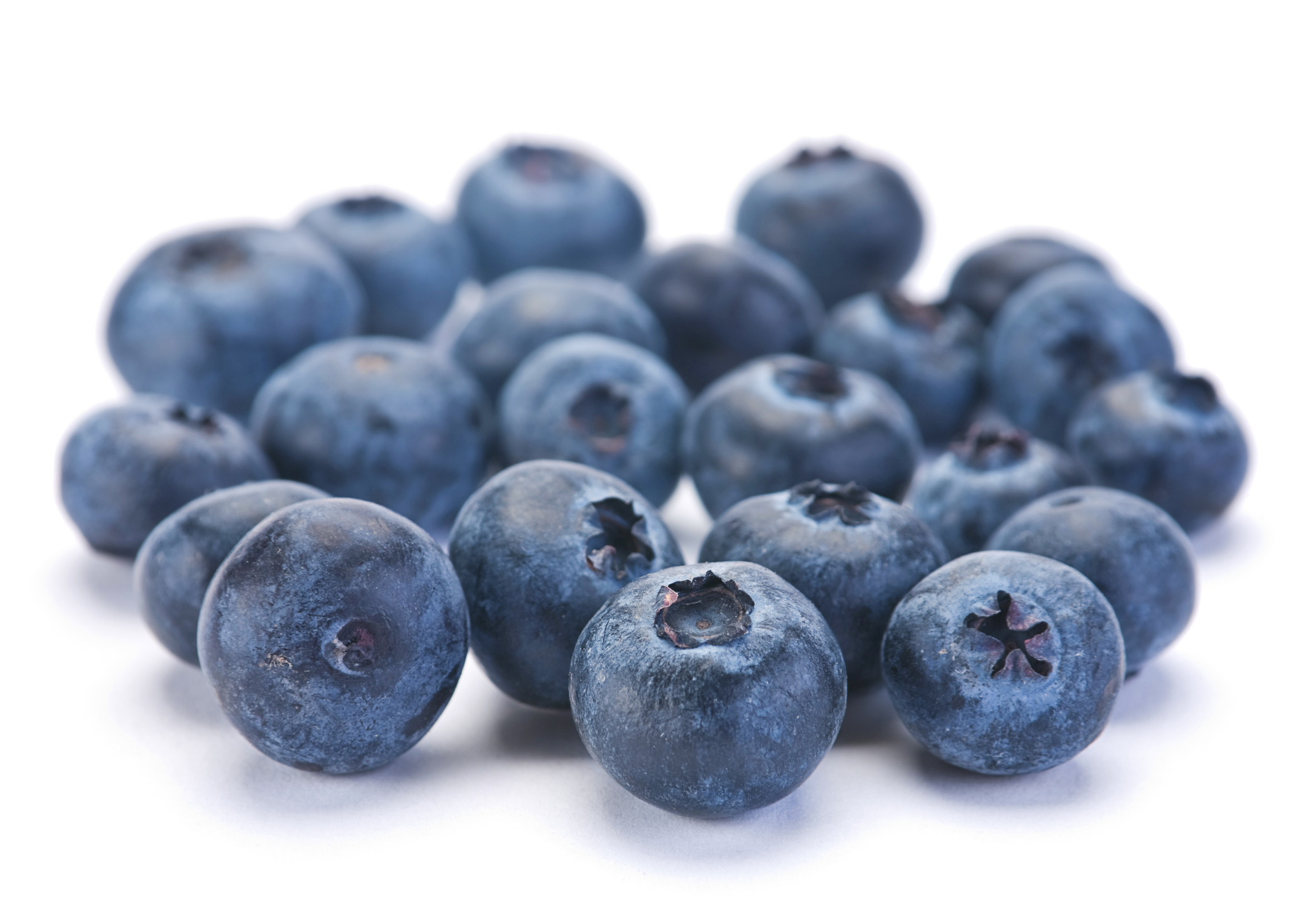 Detox food is good for you-blueberries