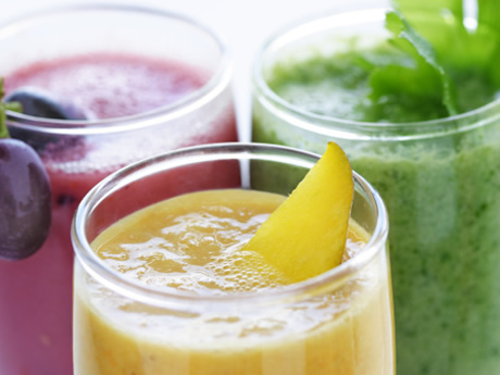 smoothies beverages