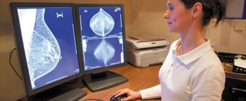 Mammograms identify heart disease risk