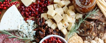 How to Create the Perfect Holiday Cheese Board