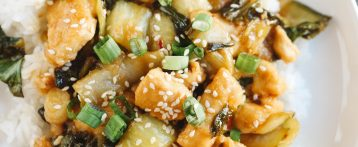 Skip the Take-Out with Sesame Chicken