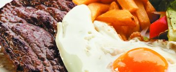 How steak and eggs may increase heart attack risk