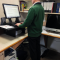 Replace your chair with a standing desk