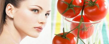 Beauty Tips with Tomato