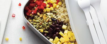Make a healthy and portable meals